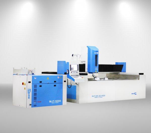 3D-5 AXIS CNC WATERJET