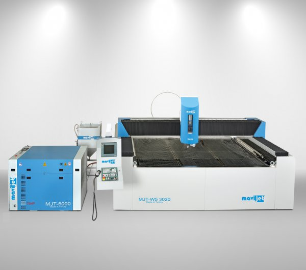 5 AXIS WATERJET
