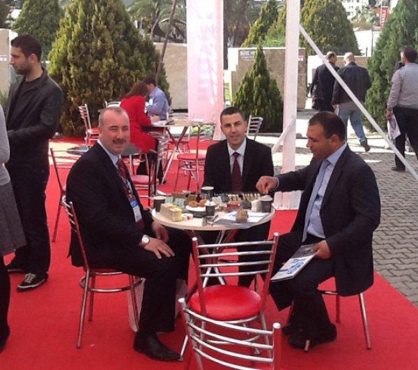 2013 İzmir Mermer Fuarı