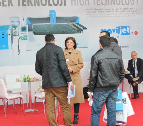 2015 İzmir Mermer Fuarı