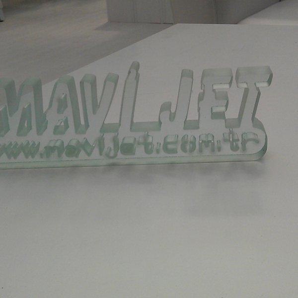 Çift Başlıklı CNC Su jeti