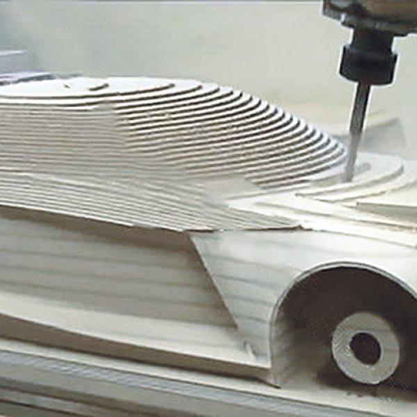 5 Eksen Simultane Metal İşleme