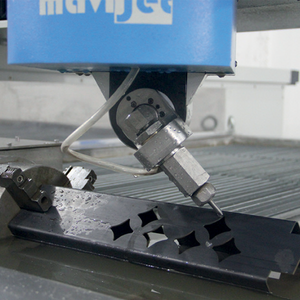 6 Axis Waterjet