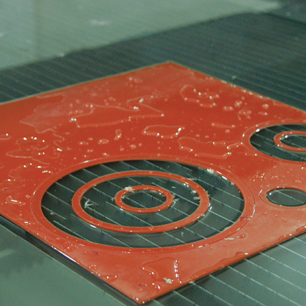 3 Axis CNC Waterjet