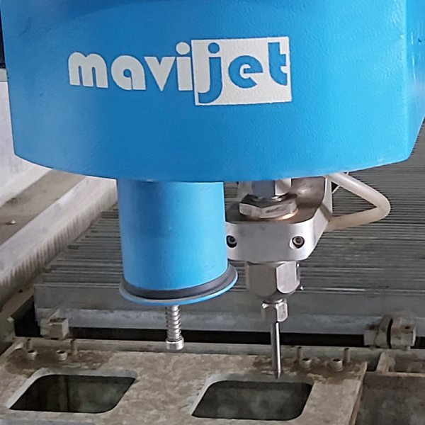 Waterjet Options